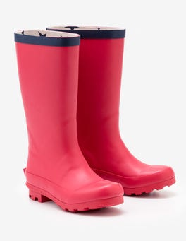 Salsa Red Wellies