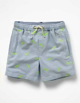 Oxford-Shorts
