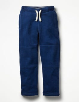 Beacon Blue Warrior Knee Sweatpants
