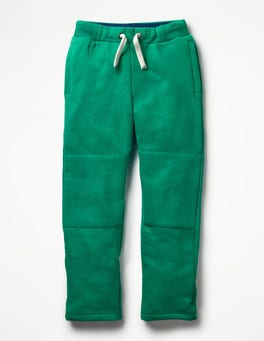 Watercress Green Warrior Knee Sweatpants