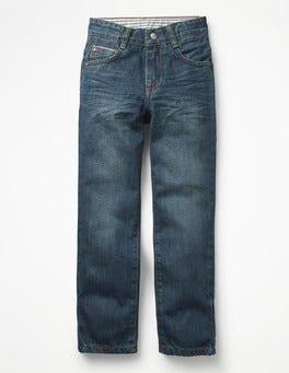 Mid Vintage Straight Jeans