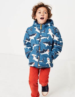 Reversible Fun Puffer Jacket