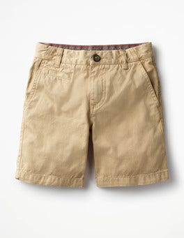 Desert Brown Chino Shorts