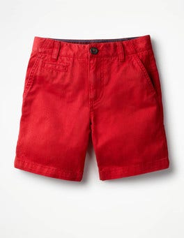 Salsa Red Chino Shorts