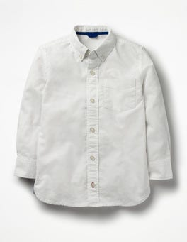 Oxford White Oxford Shirt
