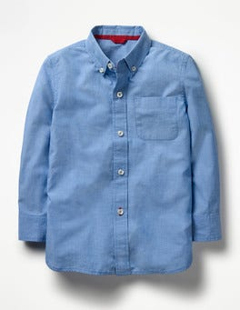 Wave Blue End-on-End Shirt