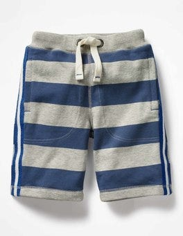 Beacon/Grey Marl Sweatshorts