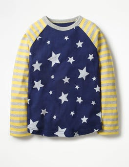 Superstar Raglan T-shirt