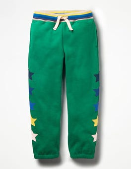 Watercress Green Fun Track Pants