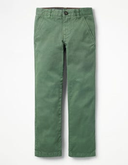 Rosemary Green Chinos