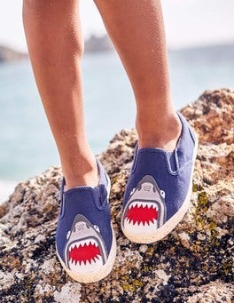 Novelty Slip-on Shoes