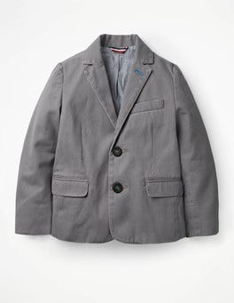 Raft Grey Smart Blazer