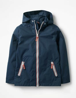 School Navy Sailing Jacket