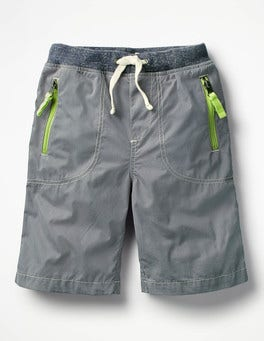 Raft Grey Adventure Shorts