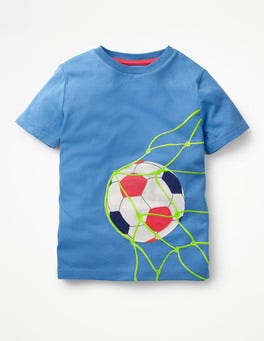 Sports Appliqué T-shirt