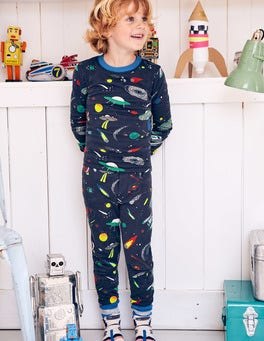 Twin Pack Long John Pajamas
