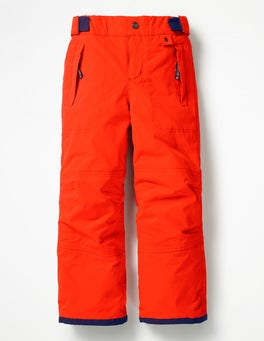 Techno Orange All-weather Waterproof Trouser