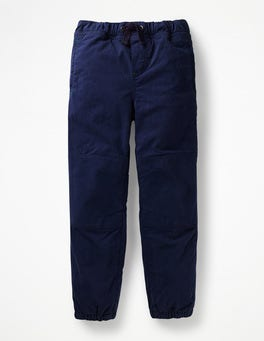Starboard Blue Fleece-lined Techno Trousers