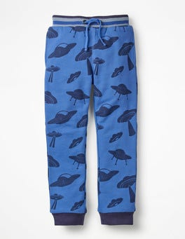 Daphne Blue UFO Cosy Lined Joggers