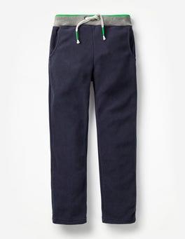 Pantalon de survêtement micropolaire
