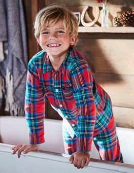 Pyjama tissé