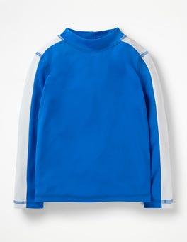 Electric Blue Rash Vest