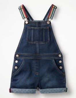 Mid Vintage Short Overalls