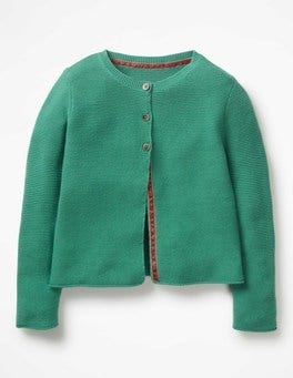 Jungle Green Everyday Cardigan