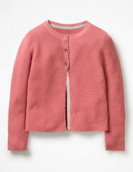 Rose Pink Everyday Cardigan