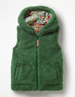 Willow Green Cosy Gilet