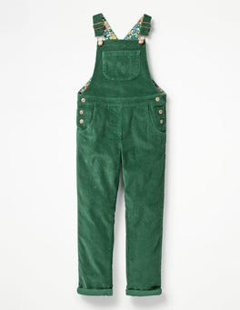 Willow Green Long Dungarees