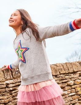 Be Bold Detailed Sweatshirt