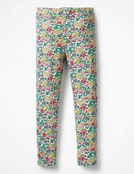 Multi Flowerbed Fun Leggings