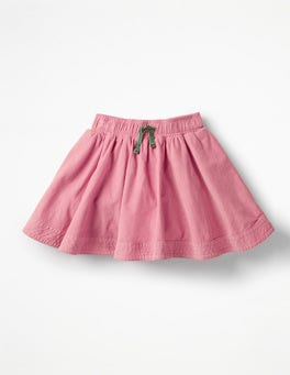 Formica Pink Simple Colourful Skirt