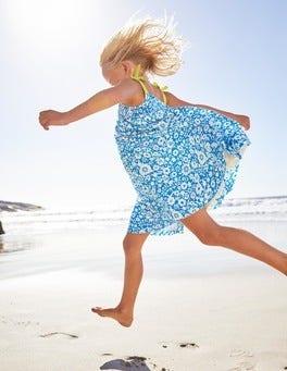 Surf Floral Sun Dress