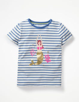 Sparkly Mermaid T-shirt