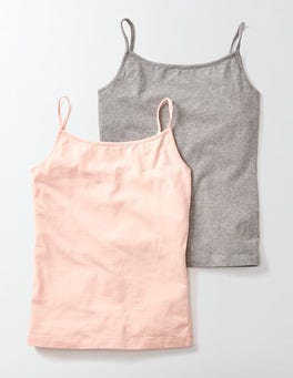 Pale Pink 2 Pack Cami