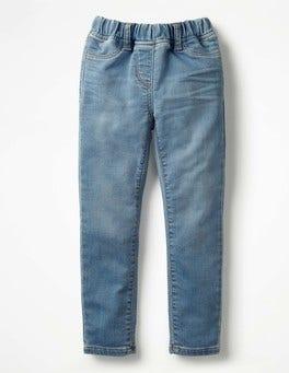 Light Vintage Denim Leggings