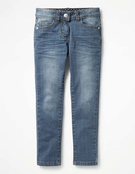Light Vintage Slim Fit Jeans