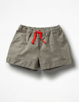 Scout Green Heart Pocket Shorts