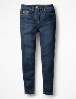 Dark Denim Superstretch Skinny Jeans