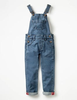Mid Vintage Long Overalls