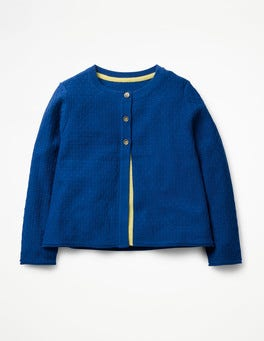 Orion Blue Pretty Cardigan