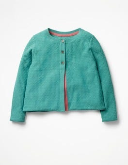 Lily Pad Green Pretty Cardigan