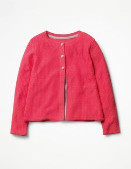 Strawberry Split Pink Pretty Cardigan