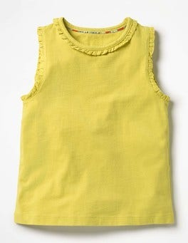 Zest Yellow Pretty Vest