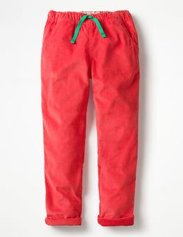 Rose Blossom Pink Pull-on Trousers
