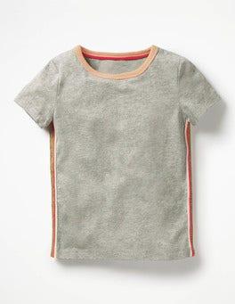 Grey Marl Imelda T-Shirt