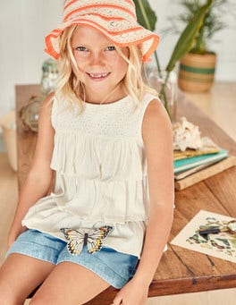 Pretty Summer Hat