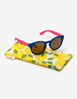Skipper Blue Sunglasses